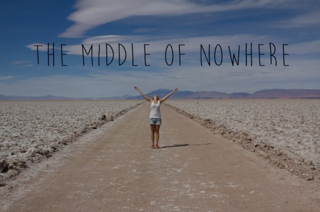 MiddleofNowhere