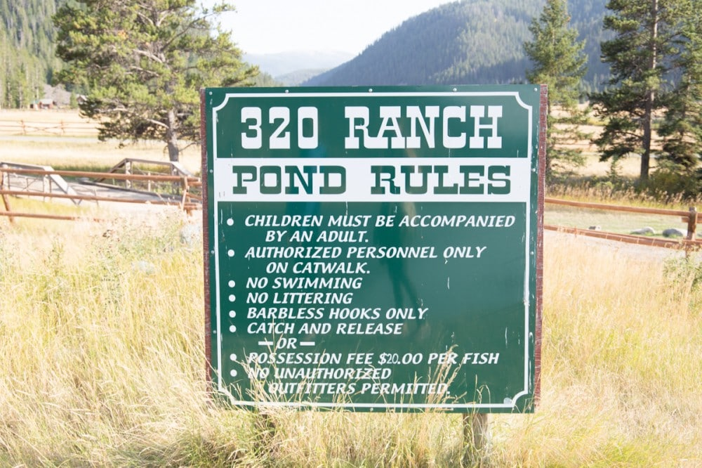 Pond Rules.