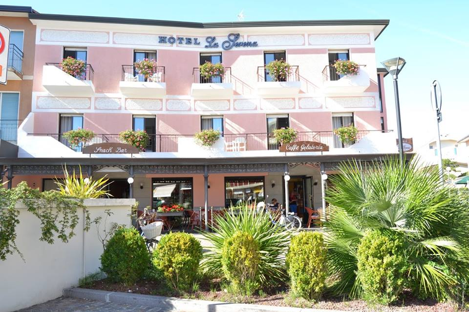 Bibione the one and only escape town for Hotel serena meuble grado