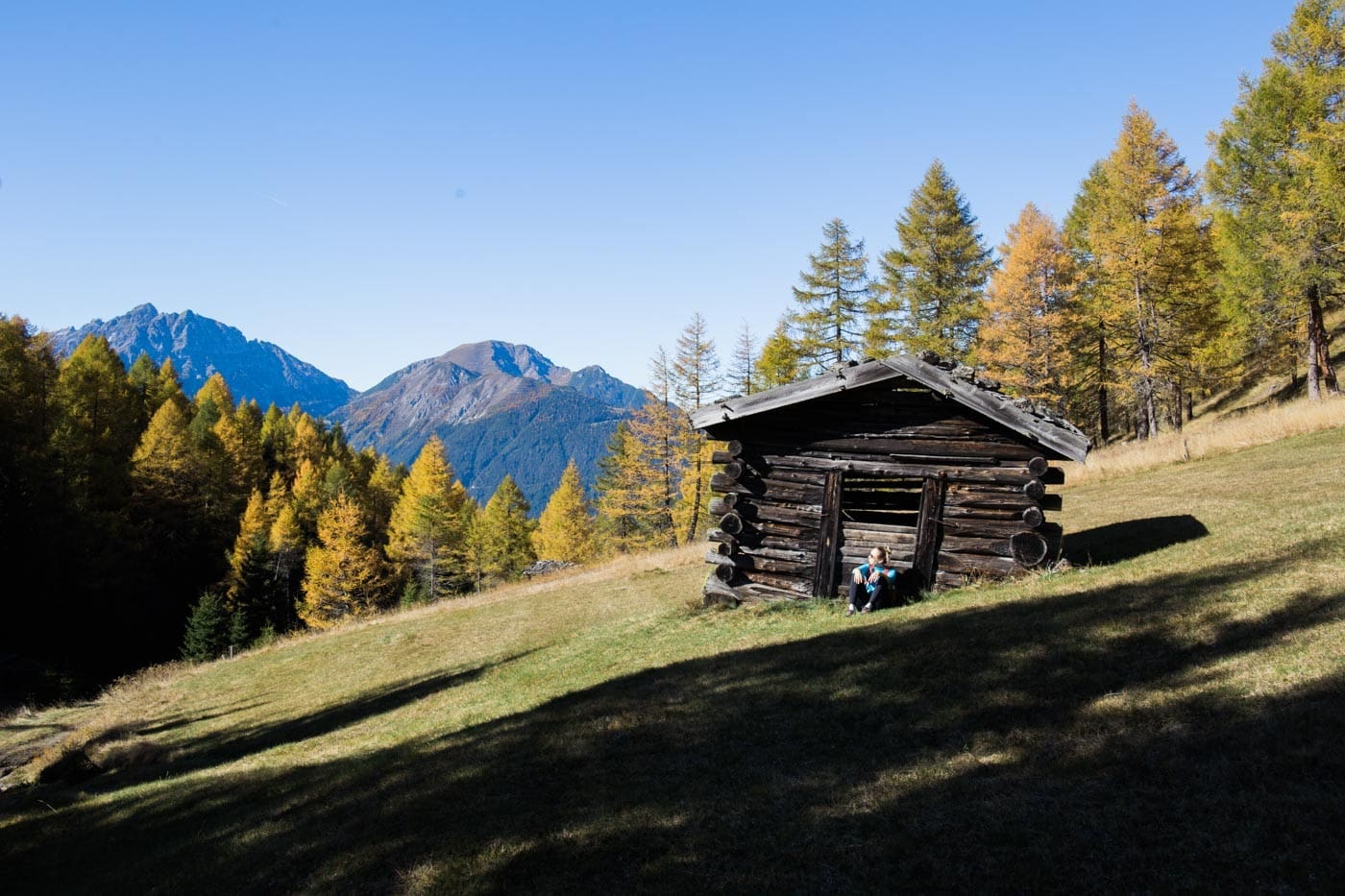 Indian Summer in Tirol - Stubaital.